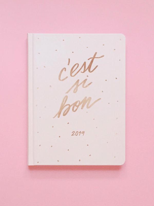 Agenda 2019 C'est Si Bon
