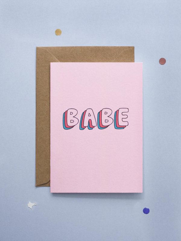 Carte Babe