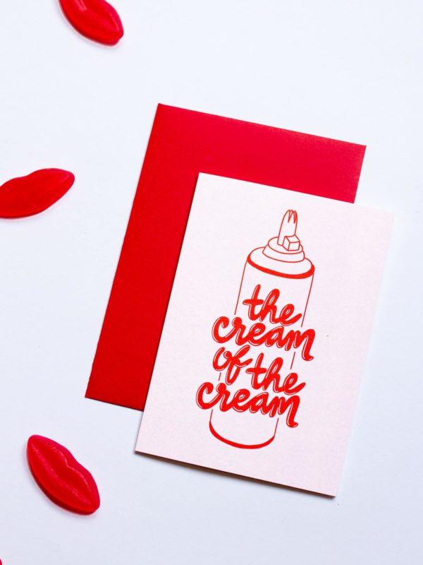 Carte The Cream Of The Cream