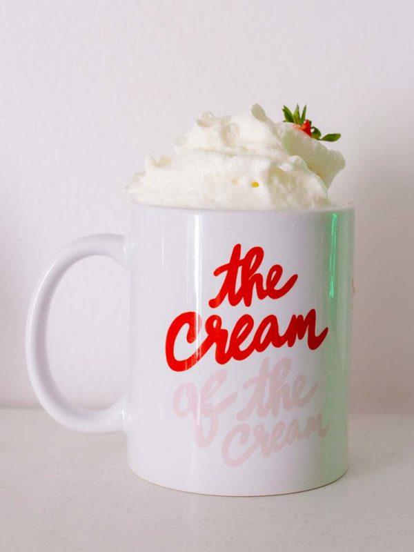 Creamy Mug