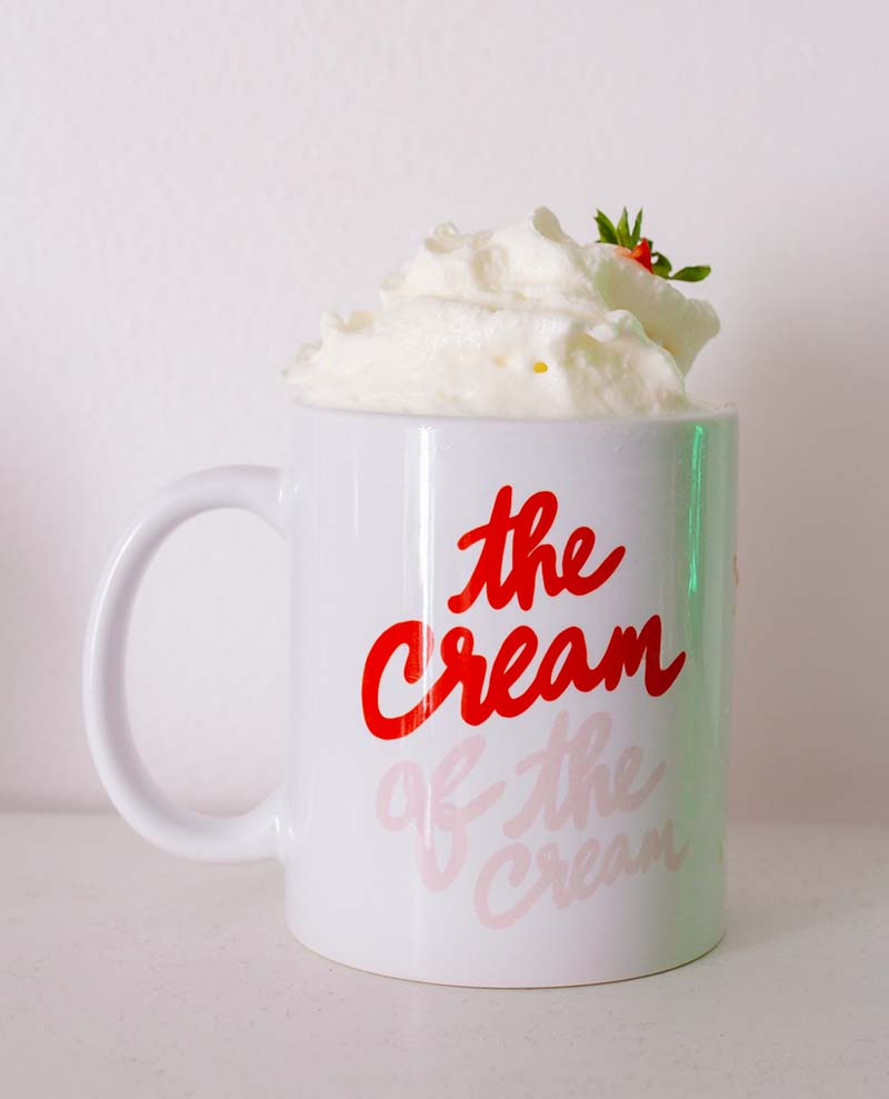 ceramic mug collaboration