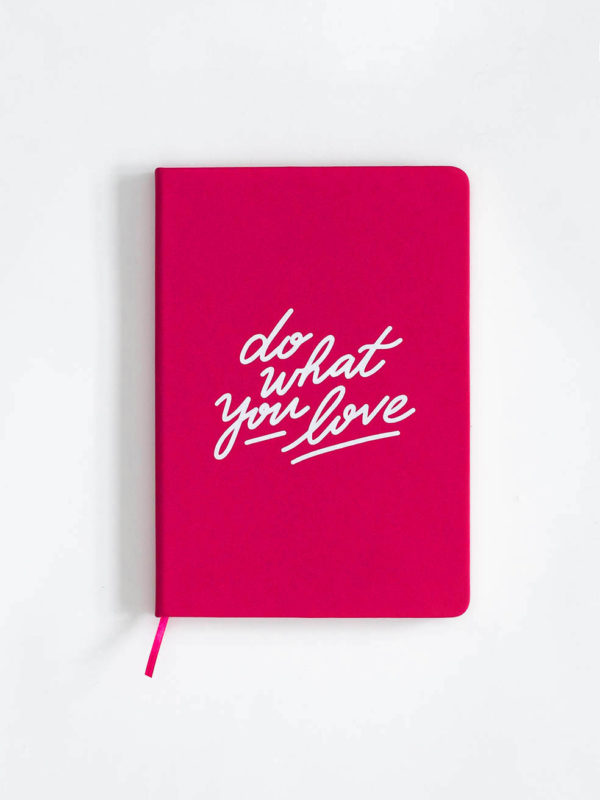 Carnet A5 Do What You Love