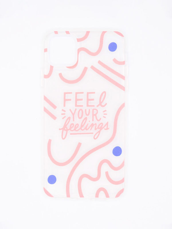 Coque Feel Your Feelings